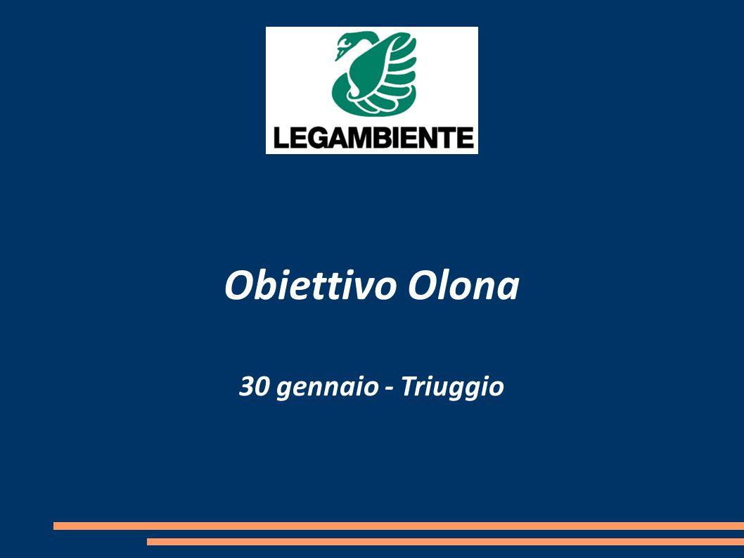 Obiettivo Olona 30 gennaio - Triuggio