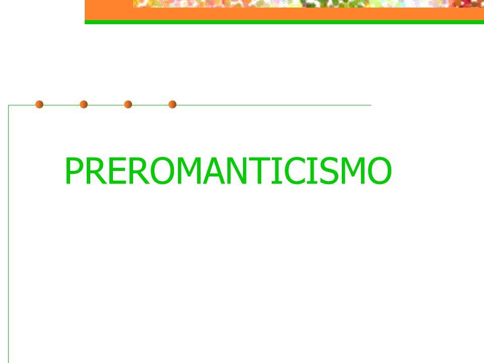 PREROMANTICISMO