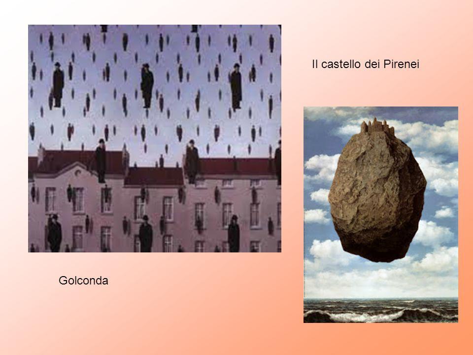 Golconda Il castello dei Pirenei