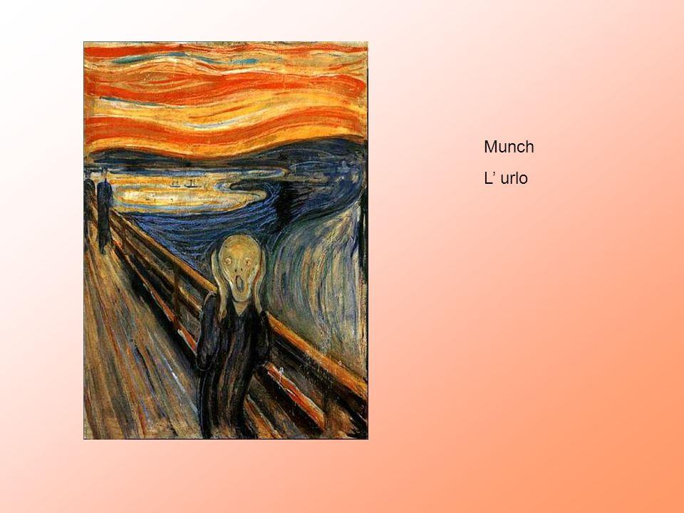 Munch L urlo
