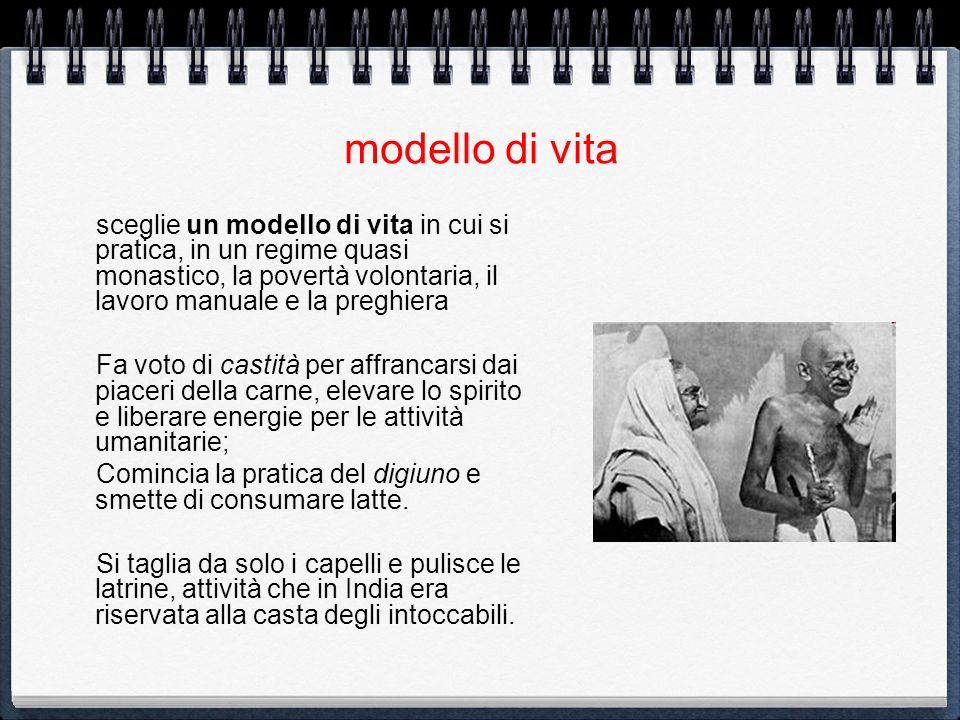 modello di vita sceglie un modello di vita in cui si pratica, in un regime quasi monastico, la povertà volontaria, il lavoro manuale e la preghiera Fa