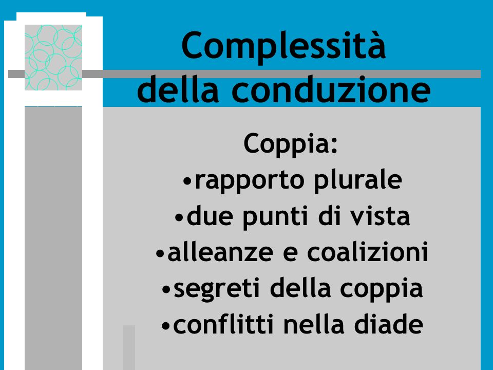 Campanini (2002): obiettivi della visita domiciliare Raccolta di informazioni Controllo Sostegno La visita domiciliare