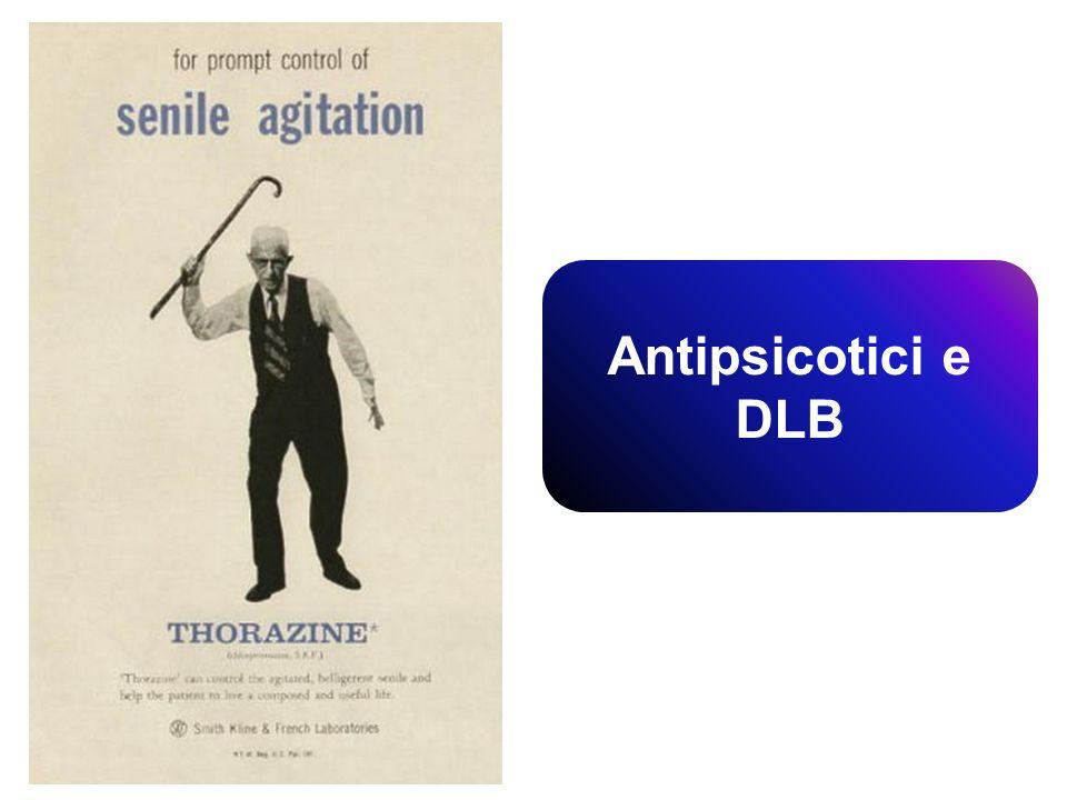 Antipsicotici e DLB