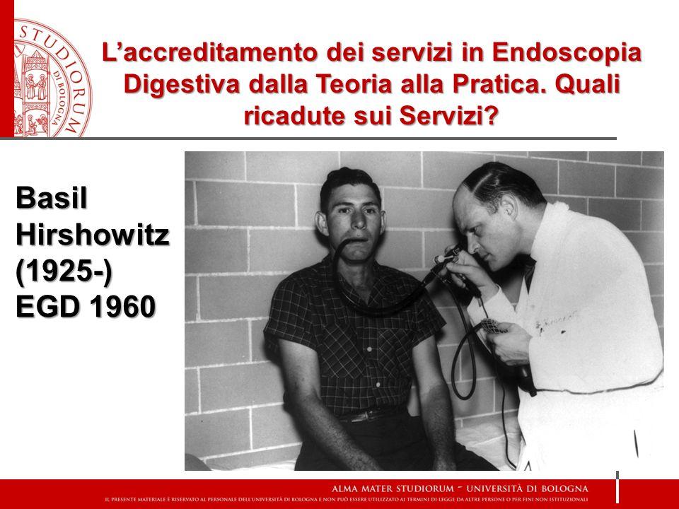 Basil Hirshowitz (1925-) EGD 1960