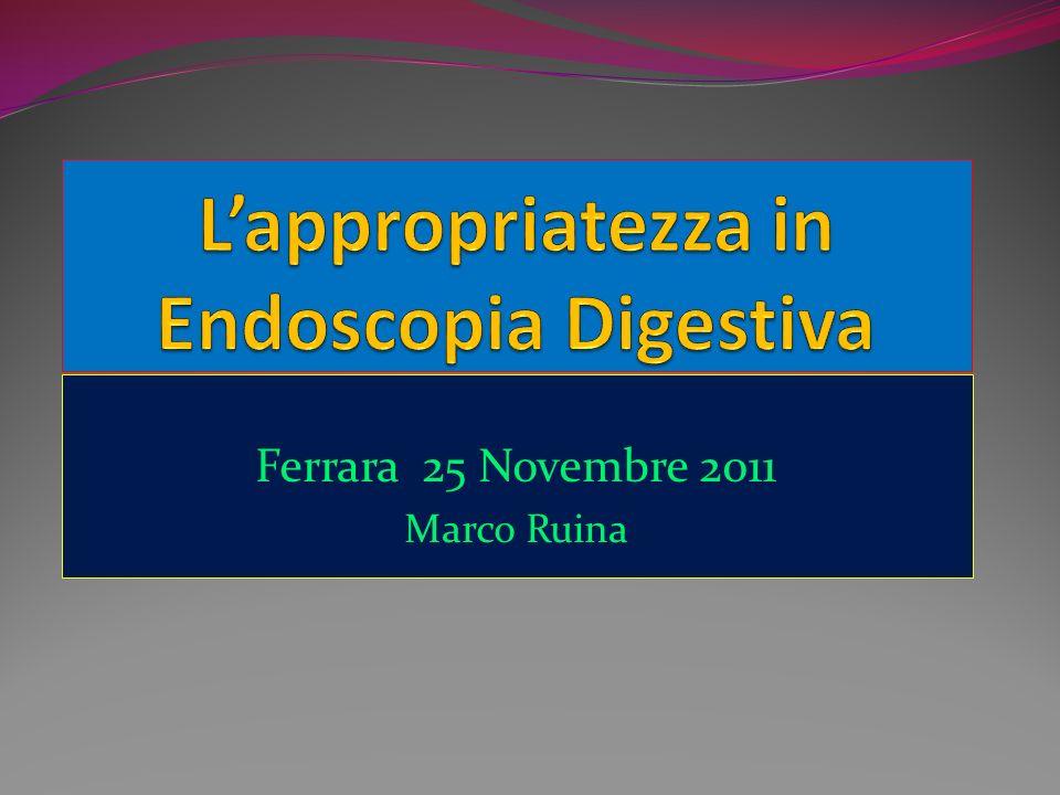 Ferrara 25 Novembre 2011 Marco Ruina
