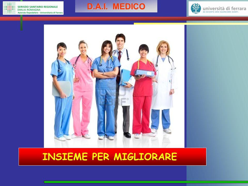 D.A.I. MEDICO INSIEME PER MIGLIORARE