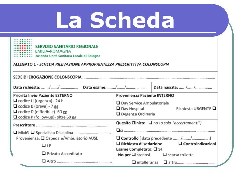 La Scheda