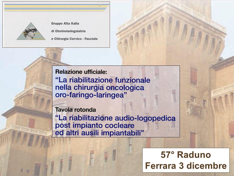 57° Raduno Ferrara 3 dicembre