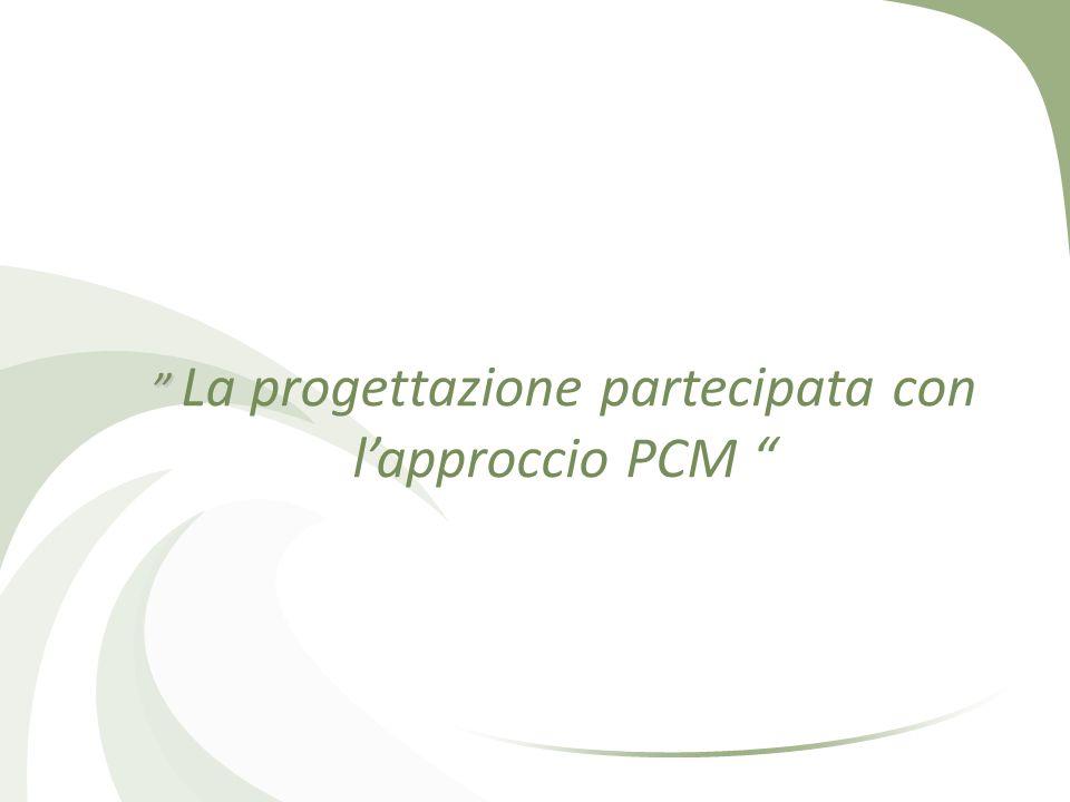Struttura sistematica per il monitoraggio e la valutazione Project Cycle Management 22 I risultati del monitoraggio e della valutazione devono essere integrati ed utilizzati nelle scelte programmatiche successive Il PCM fornisce una struttura sistematica per imparare dalle esperienze fatte.