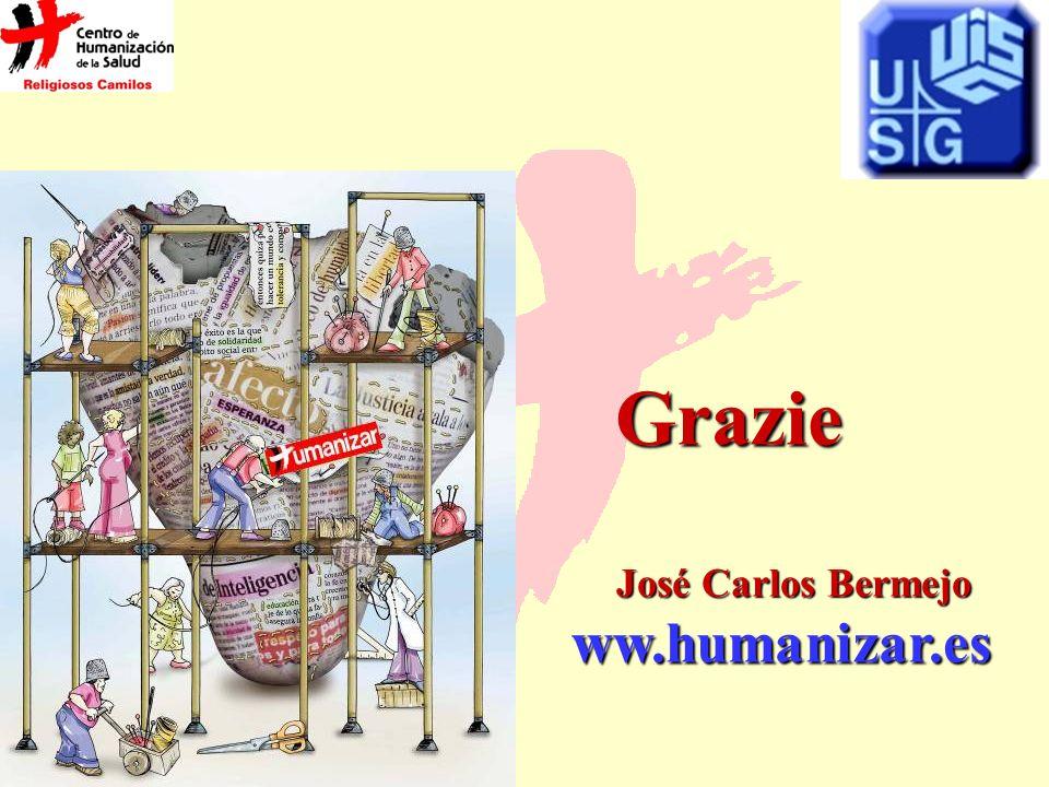Grazie José Carlos Bermejo ww.humanizar.es Grazie José Carlos Bermejo ww.humanizar.es