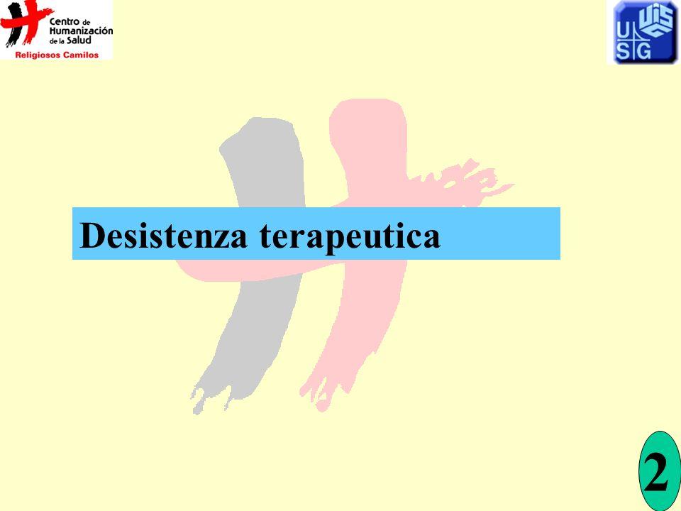 Desistenza terapeutica 2