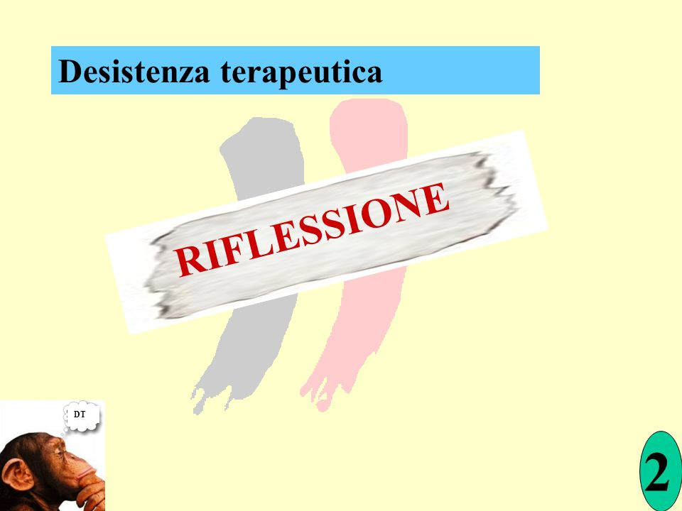EUT SMA RIFLESSIONE 2 DT Desistenza terapeutica