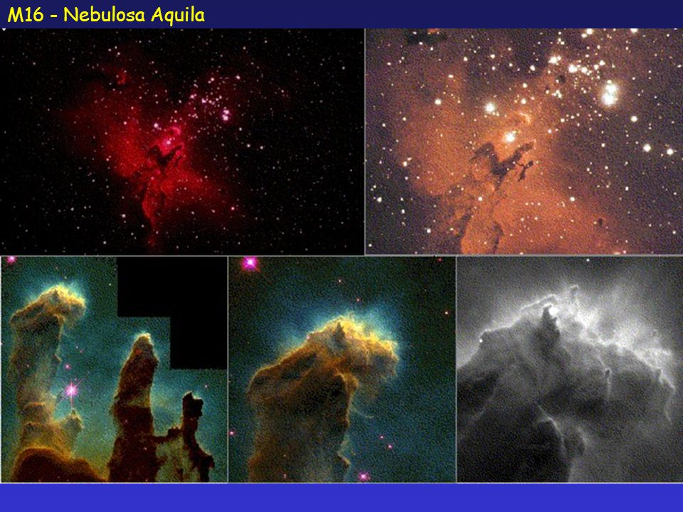 M16 - Nebulosa Aquila