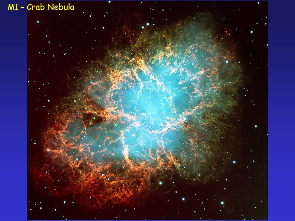 M1 – Crab Nebula