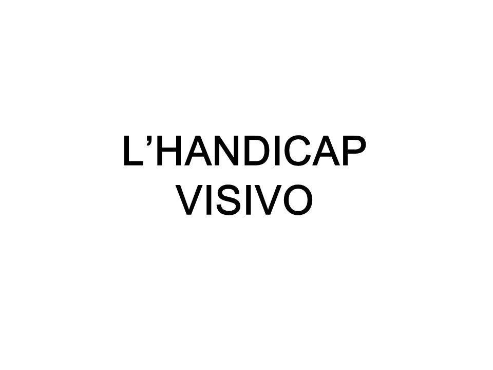 LHANDICAP VISIVO