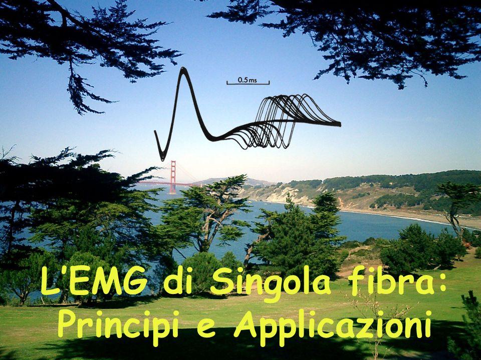 LEMG di Singola fibra: Principi e Applicazioni