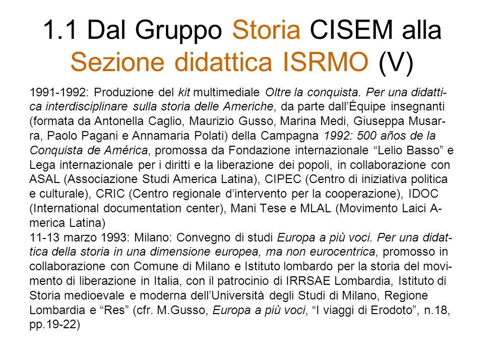 5.9 Case editrici, riviste, librerie A) Edizioni Unicopli (Milano) B) G.B.