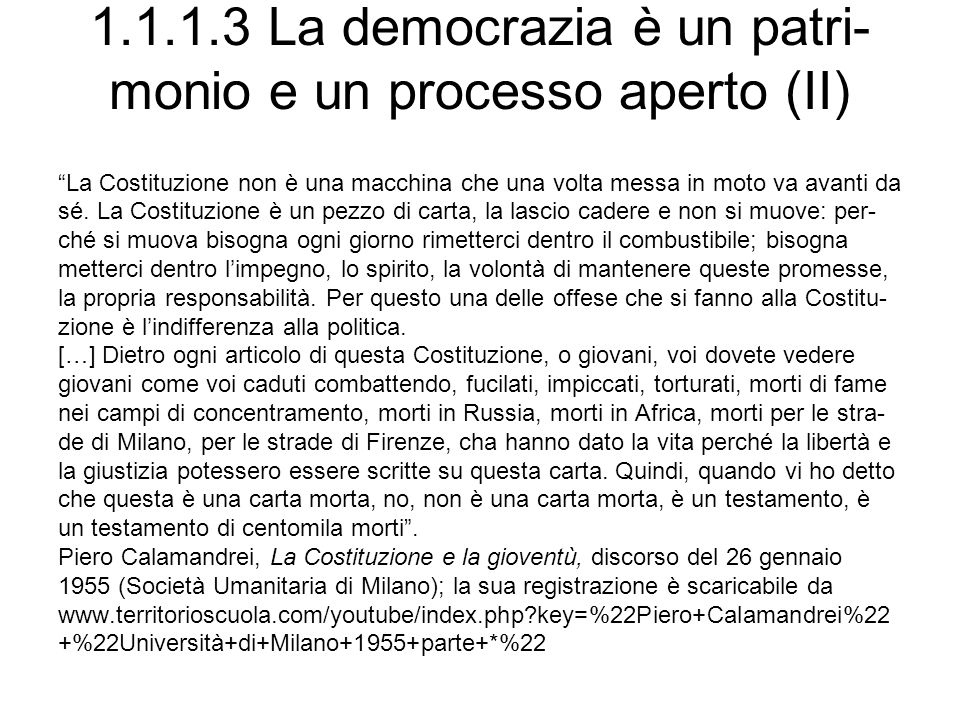 7.1.2 Etnia, nazione, patria, identità nazionale/etnica (I) - B.Anderson, Comunità immaginate.