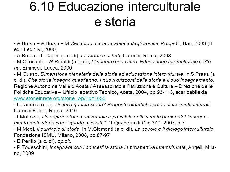 7.Sitografia essenziale - http://storiairreer.it: Insegnare/apprendere storia.