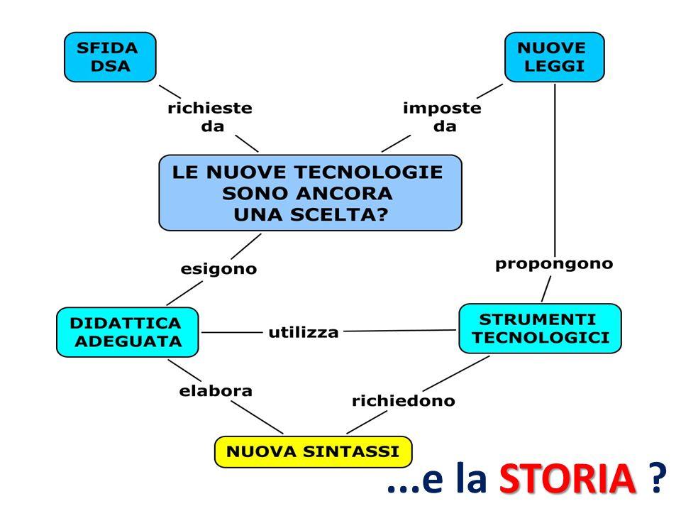 STORIA...e la STORIA ?