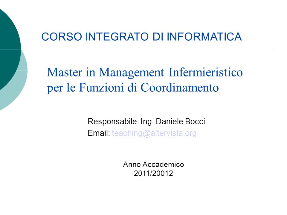 Sicurezza – Best Practies CRITTOGRAFIA