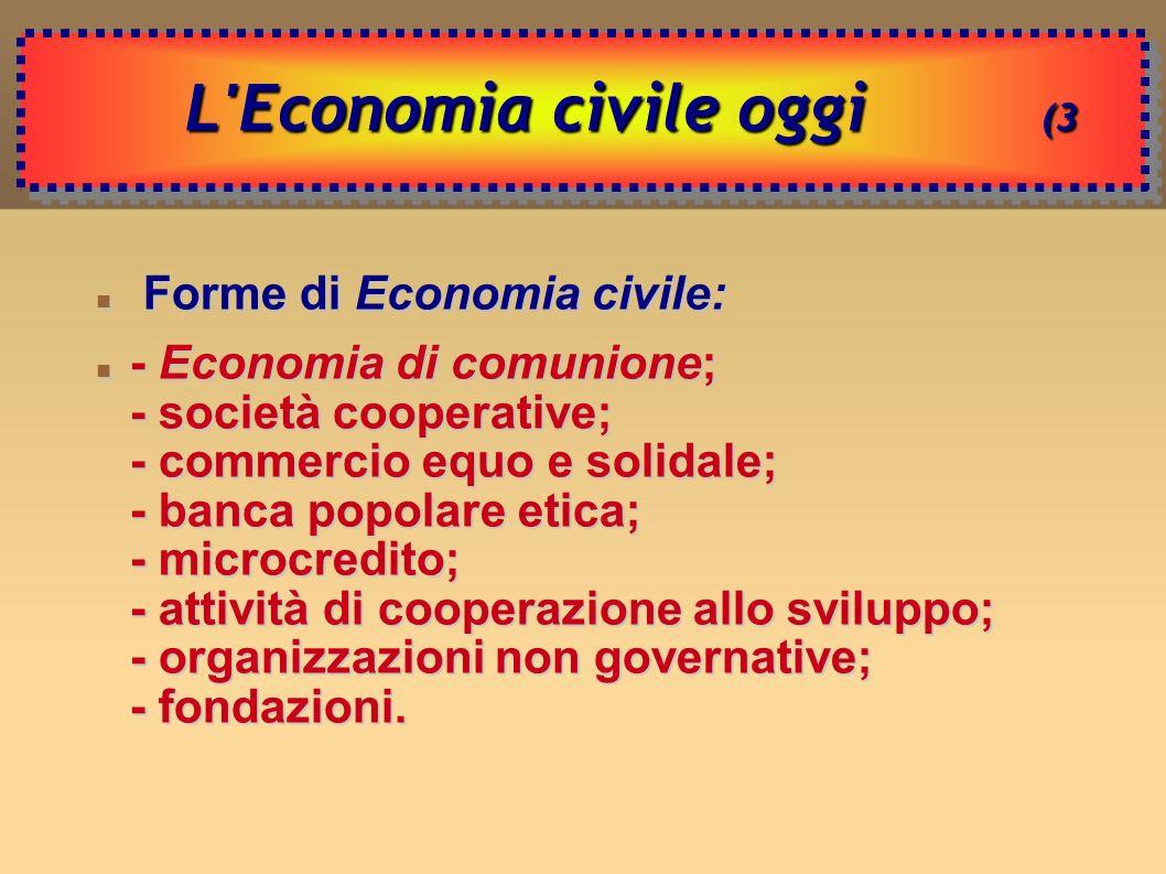 Felicità pubblica-economia civile (14 Parole-chiave dell E conomia civile Parole-chiave dell E conomia civile 4.