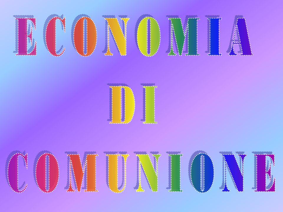 ECONOMIA DI COMUNIONE