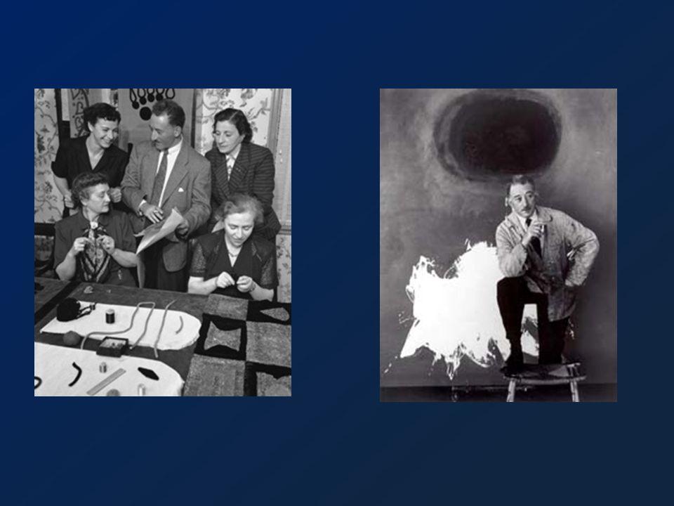 Gli Irascibili in una foto del novembre 1950 di Nina Leen pubblicata su Life, il 18 gennaio 1951.
