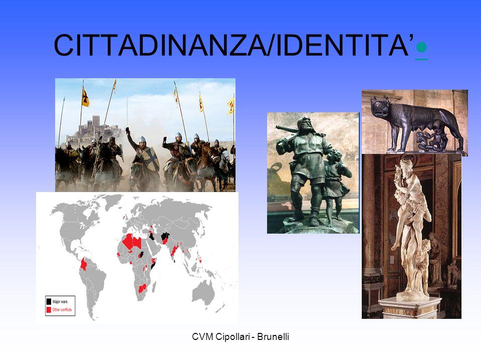 CVM Cipollari - Brunelli CITTADINANZA/IDENTITA