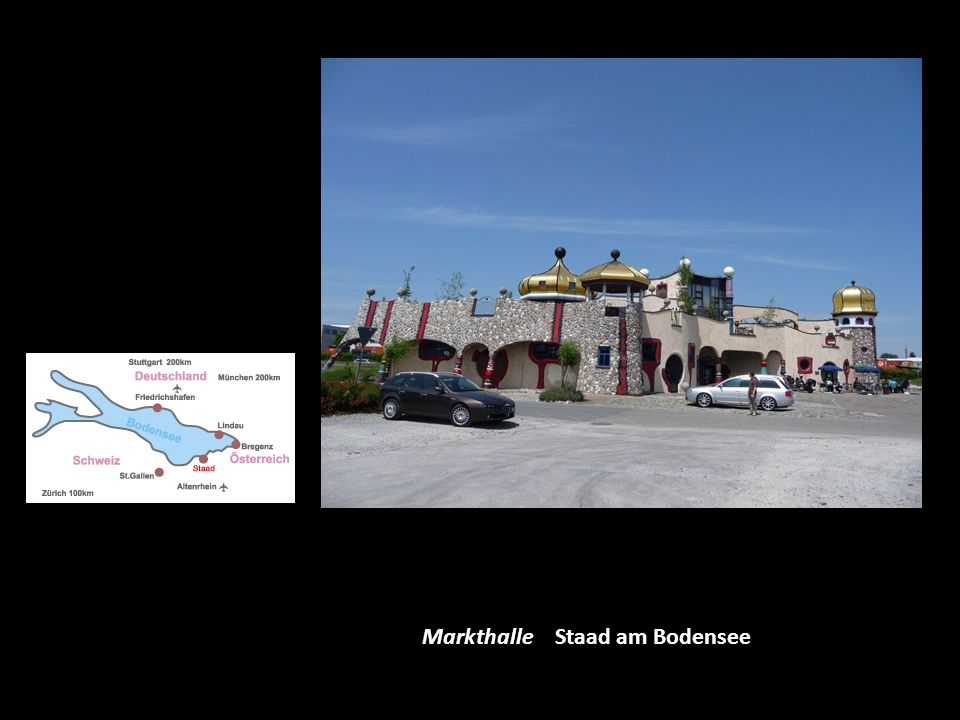 Markthalle Staad am Bodensee