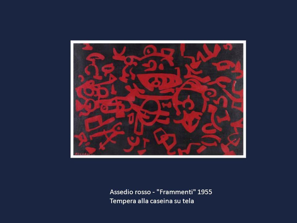 Assedio rosso -