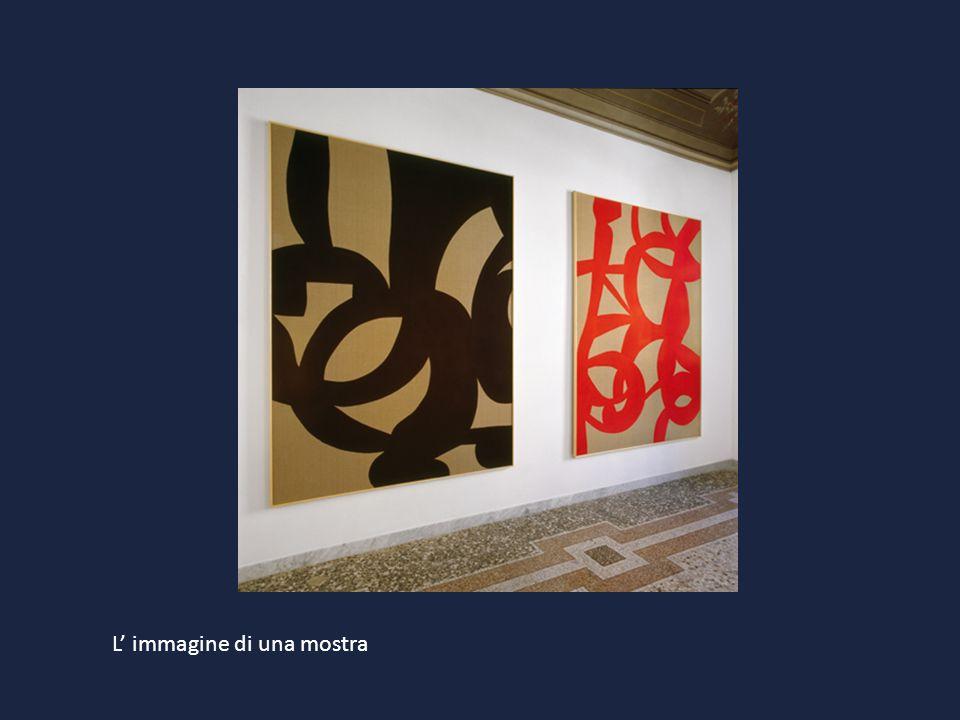 L immagine di una mostra
