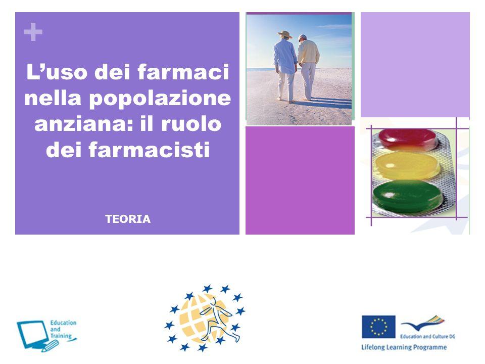 < 12% < 14% < 16% < 17% > 17% Incidenza % della popolazione con età 65 anni European Health For All Database, WHO/Europe, vari anni (1997-2004)