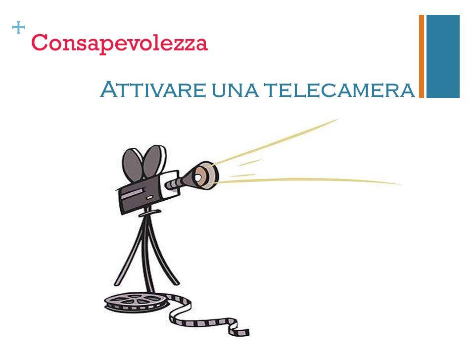 + Attivare una telecamera Consapevolezza