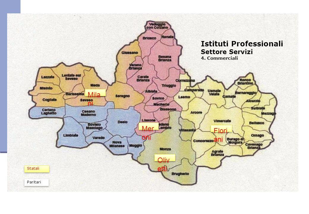 Istituti Professionali Settore Servizi 4.