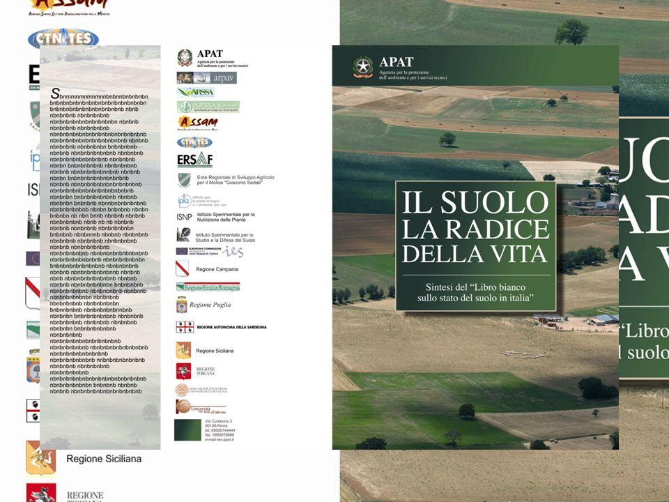 SIAS - Sviluppo di indicatori ambientali sul suolo in Italia – Roma, 07/07/2005 APAT - Agenzia per la protezione dellambiente e per i servizi tecnici - Dipartimento Difesa del Suolo
