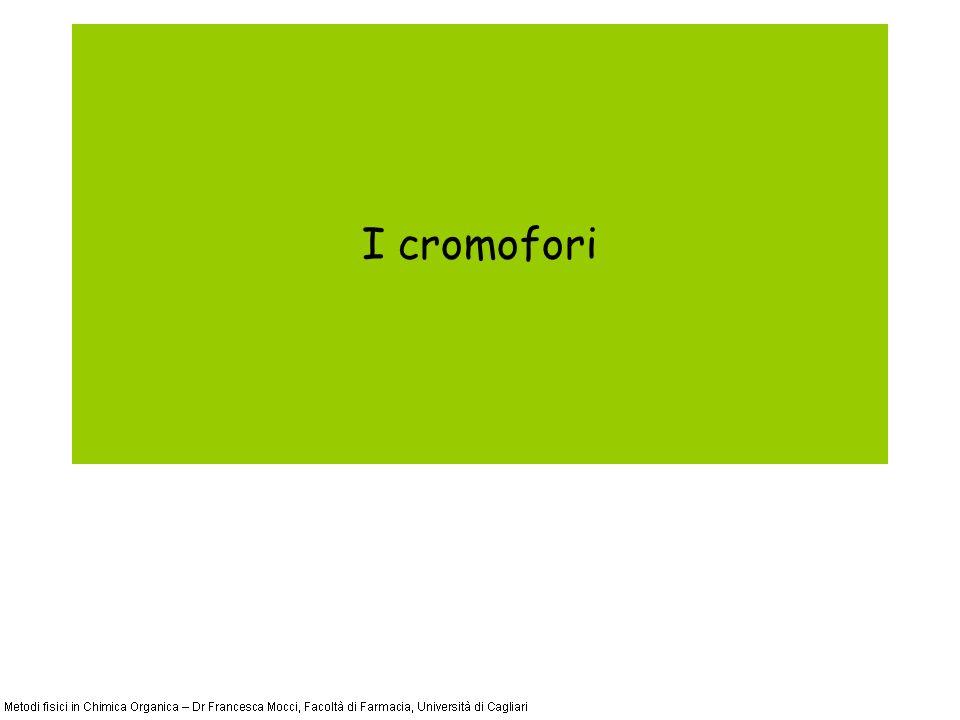 I cromofori