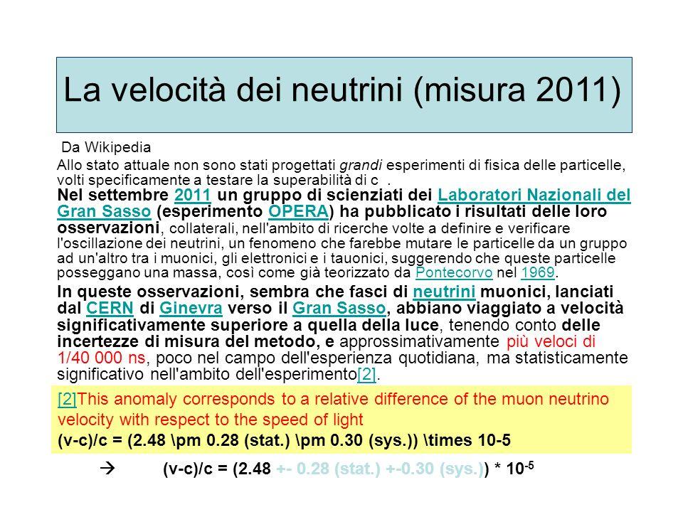 Da Wikipedia Allo stato attuale non sono stati progettati grandi esperimenti di fisica delle particelle, volti specificamente a testare la superabilit