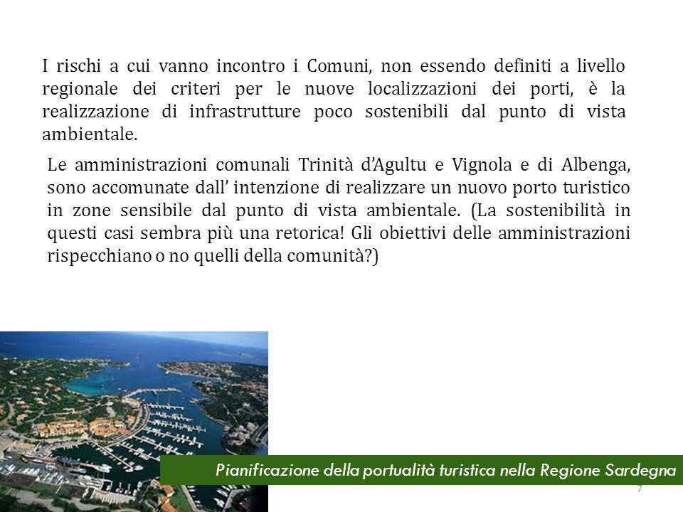 Condizioni per lefficacia della VAS a scala locale Caso Master Plan La Rete dei Porti Toscani 18