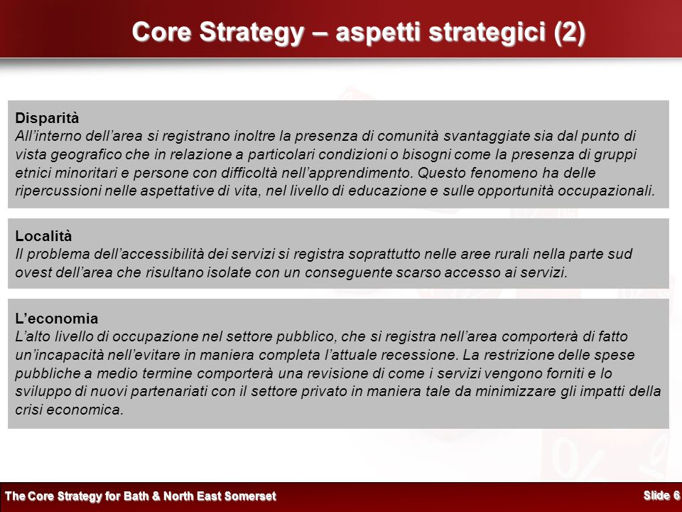 Western Riverside The Core Strategy for Bath & North East Somerset Slide 17