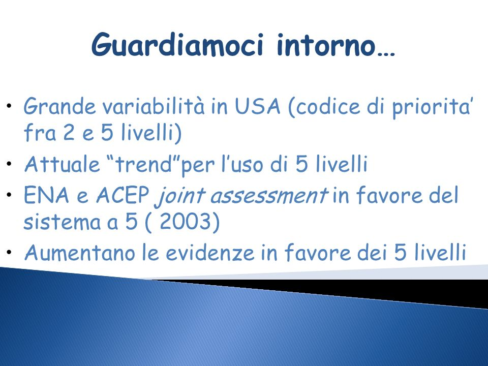 ESI: Emergency Severity Index Presented By: Duane A.
