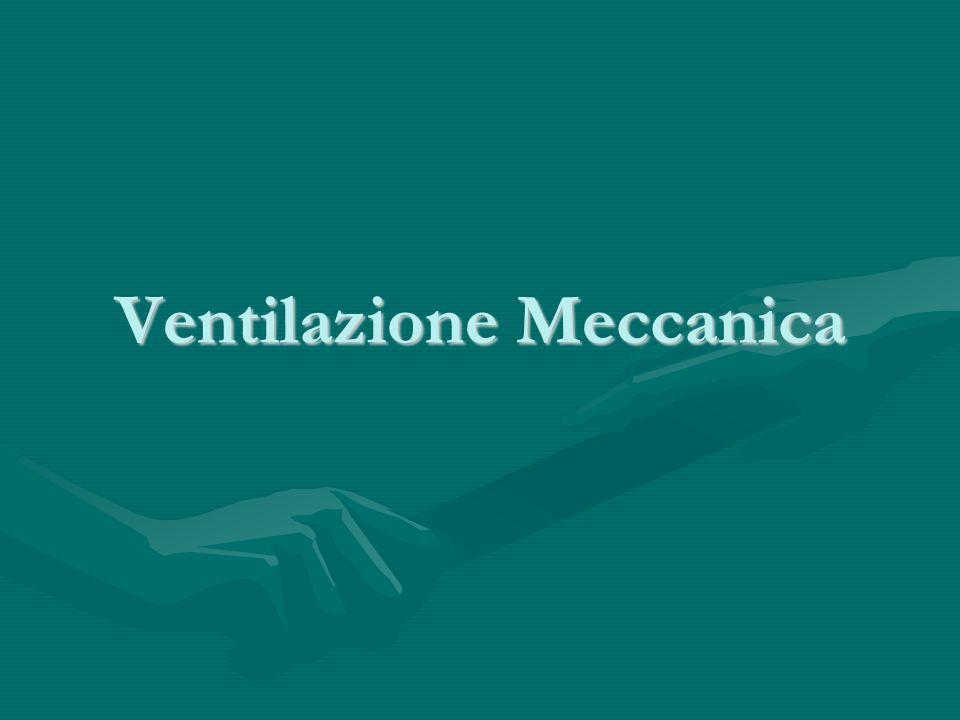 Ventilazione Meccanica