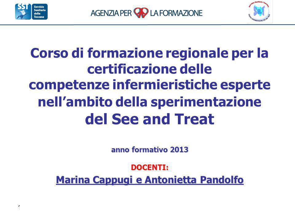 15/01/131 anno formativo 2013 DOCENTI: Marina Cappugi e Antonietta Pandolfo Corso di formazione regionale per la certificazione delle competenze infer