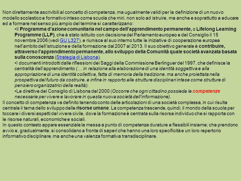 PROGETTAZIONE IN VERTICALE COMPETENZA TRASVERSALE: IMPARARE A IMPARARE I DISCORSI E LE PAROLE ITALIANO ULTIMO ANNO SCUOLA DELLINFANZIA CLASSE PRIMA SCUOLA PRIMARIA ENUNCIATO Sviluppare la padronanza della lingua italiana e arricchire il proprio lessico Usare il codice verbale orale in modo significativo SENSO Il raggiungimento di questa competenza permetterà al bambino di comunicare in modo corretto ed efficace.