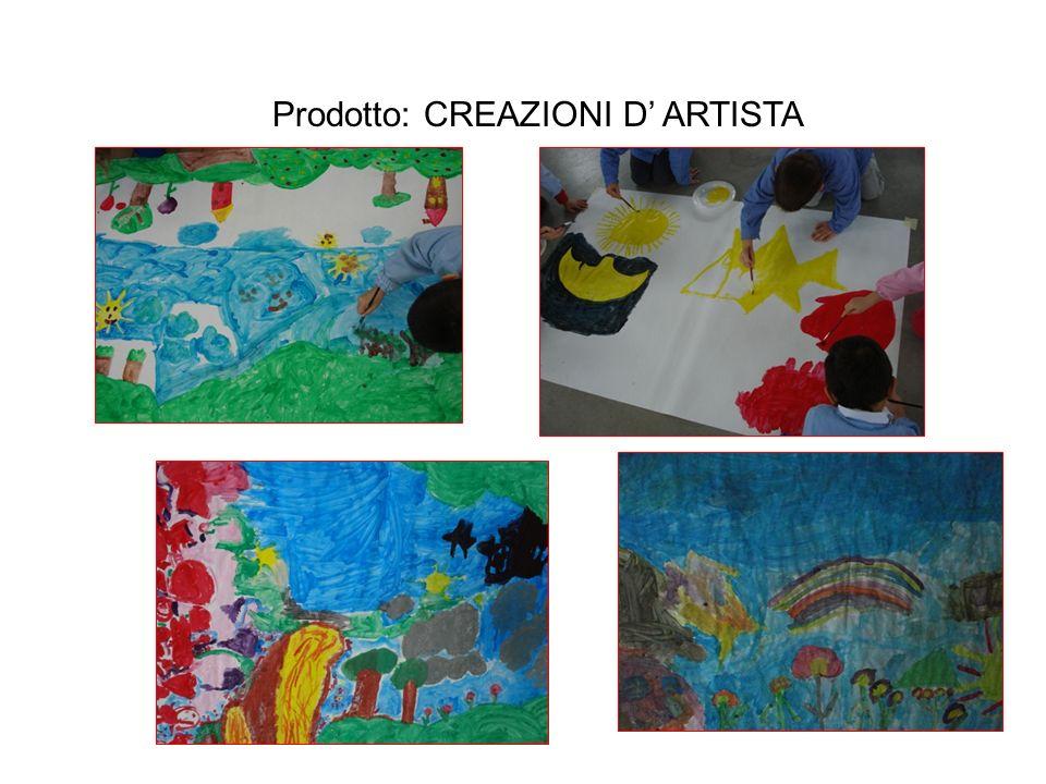 Prodotto: CREAZIONI D ARTISTA