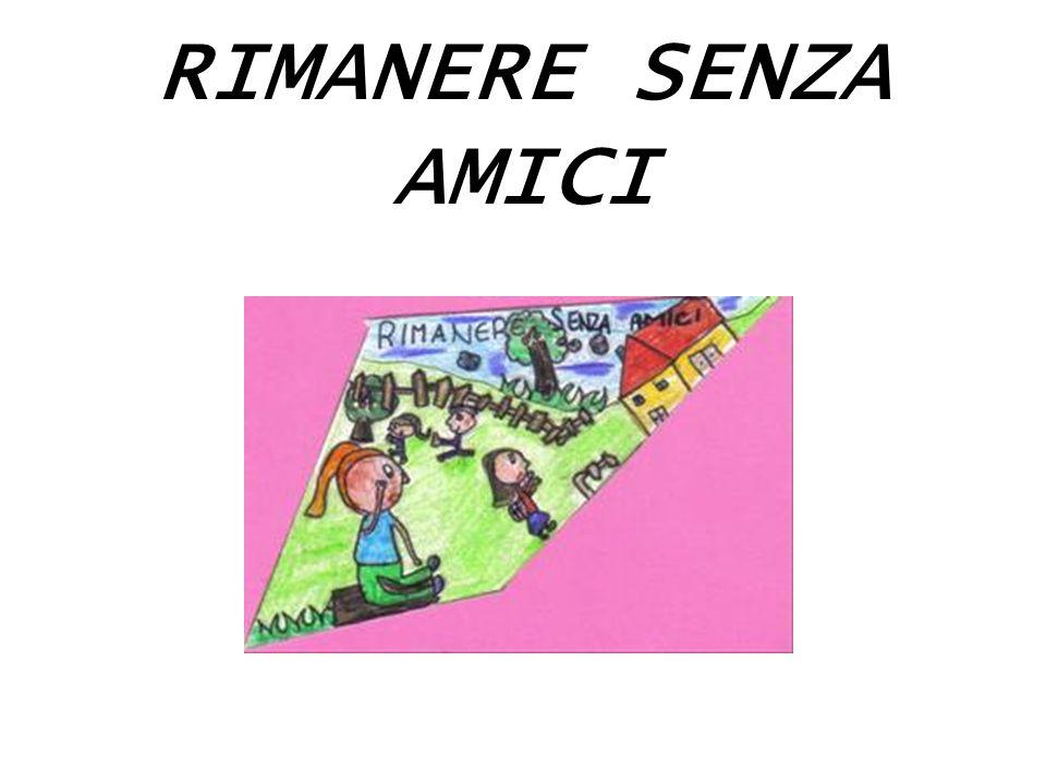 RESTARE SENZA CASA