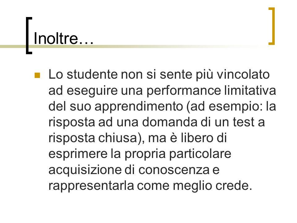 Bibliografia Ausubel D.P.(1998), Educazione e processi cognitivi.