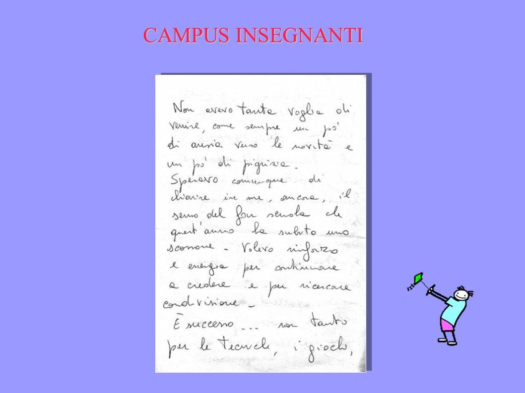 CAMPUS INSEGNANTI