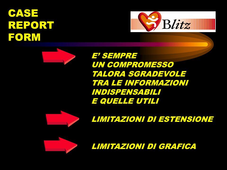 CONTROLLO COMPILAZIONE CRF DATA SOURCE VERIFICATION i controlli 1 2