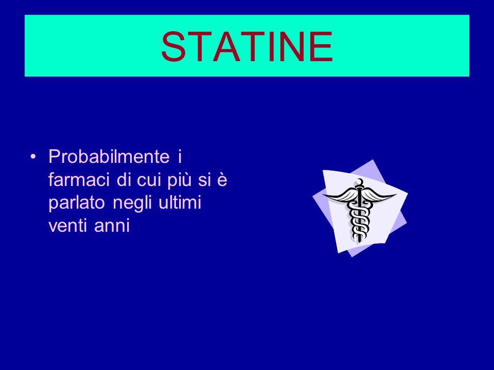 STATINE E MALATTIE RENALI NEFROPATIA DIABETICA RIDUZIONE 25% DELLA ALBUMINURIA dopo un anno di terapia con SIMV 20 mg (studio vs.
